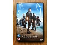 Star Wars Rogue One DVD Listed in DVDs