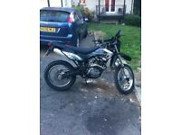 Wk Trail 125cc LEARNER bike, *CHEAP insurance*