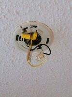 Need replace wired detector