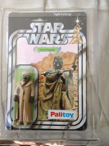 Star Wars 12 back Palitoy Sand People (Tuskan Raider) MOSC