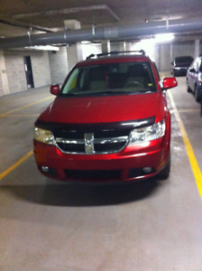 2009 Dodge Journey R/T TOIT MAG 7 PLACES, CUIR