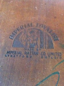 Imperial Loyalist Maple Chair Set  London Ontario image 5