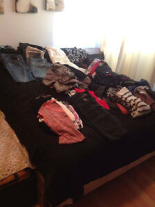 Gros lot de vêtements femme small medium