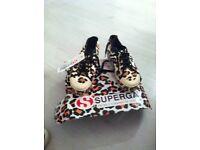 Superga ladies trainer type shoes