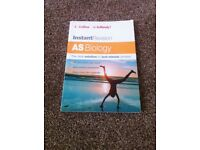 As Biology Revision Book