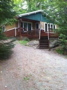 Chalet / maison a vendre