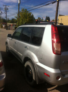 Xtrail 2006 ACTIVE automatic all wheel drive accident free good