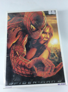2004 Spiderman 2 Jig Saw Puzzle