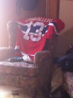 Ccm Montreal Canadians jersey