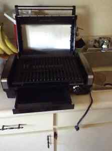 Hamilton beach indoor grill Stratford Kitchener Area image 3