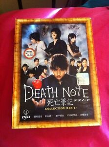 Death Note Live Action Movies