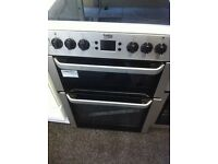 Electric BEKO CERAMIC FAN ASSISTED COOKER COMES WITH A FULLY WORKING STORE WARRANTY