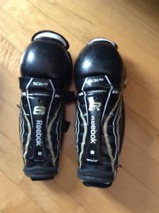 hockey - jambières Reebok Crosby junior M 9''-23 cm