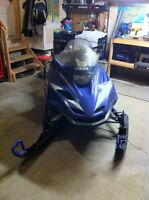1999 YAMAHA VMAX SX 500 COMPLETE PART OUT!!!