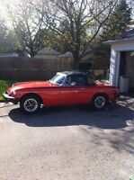 1978 MGB Mark IV