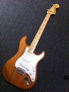 Fender Strat / Stratocaster Made In Japan $500