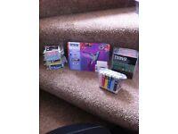 Genuine Epson Claria T0807 Multipack Ink Cartridge plus Additional Individual Cartridges