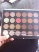 Neutral 28 color eyeshadow palette