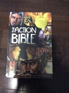 Action Bible (STILL SEALED)
