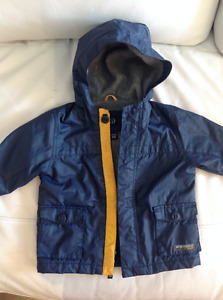 Like new babygap raincoat