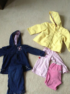 Size 2 girls clothing lot