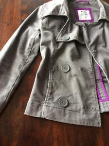 Grey Garage Jacket