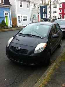 Super Awesome 2007 Toyota Yaris Hatchback For Sale - $5000.