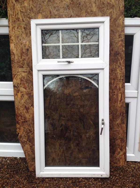 Double Opening Windows : Upvc double glazed opening window in teddington