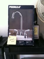 3 New brand name faucet