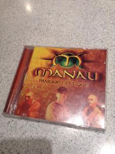 Disque Compact (Album) Manau - Panique Celtique