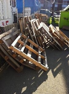Pallets for Fire Wood or Crafting