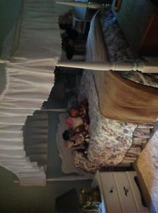 Girl's. Bedroom Set. SOLD