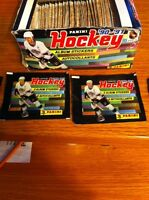 Panini hockey stickers