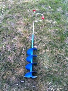 Hand Ice Fishing Auger