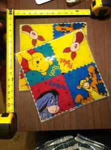 2 Children's Whinnie the Pooh Ceiling Light Shades