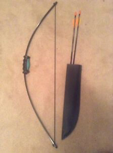 Children's Training Archery Bow and Arrows Cambridge Kitchener Area image 1