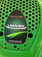 Lawnboy lawnmower works great easy 1 pull start can deliver