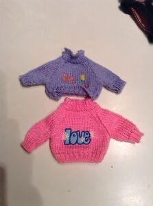 Webkinz and baby doll clothing London Ontario image 3