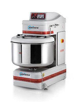 Univex Sl280 Silverline 444qt Heavy Duty Spiral Dough Mixer