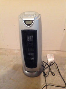 For Sale: Digital Ceramic Tower Heater