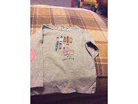 Next tshirt BUNDLE, girls 1.5-2 years