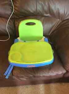 Fisher Price high chair booster seat $25