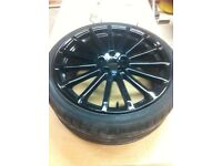 "Ford focus RS 19"" alloy wheel"