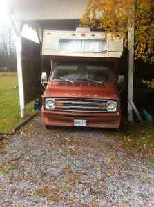 Class C classic for parts or restore