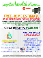 A/C Installation, Service and Repair