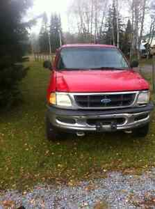 1997 Ford F-150 Pickup Truck REDUCED TO $700 Prince George British Columbia image 1