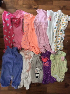 0-3 Months baby girl clothing for sale