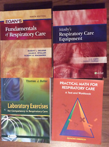 Textbook for Respiratory Care
