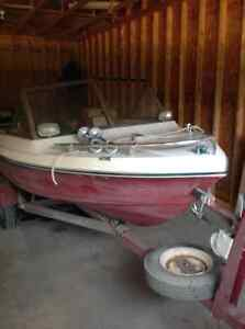 Lund fishing boat for sale