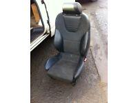 Ford mondeo ST half leather recaro seats
